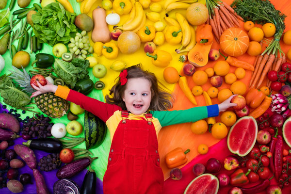 Healthy Kids – FREE Vitamin Program