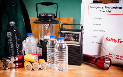 Prepare Your Winter Emergency Kits