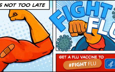 It's Not Too Late to Fight the Flu!